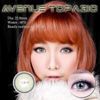 Original Softlens Avenue Solotica Topazio - Gray