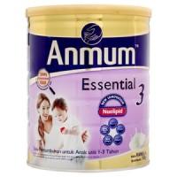 Susu Anmum Essential 3 Vanila 750Gr