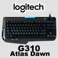 Logitech G310 Atlas Dawn Mechanical Gaming Keyboard