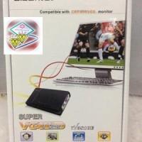 TV Tuner Gadmei Combo 3810E Kualitas BAIK untuk CRT & LCD Monitor