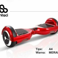 "Fantaci Double Smart Wheel A4 6"" / Air Wheel / Run Wheel mirip Segway"