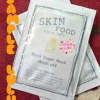 The Skin Food / SkinFood Black Sugar Mask Wash Off