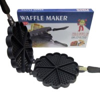 Cetakan kue Waffle maker, pembuat kue wafle
