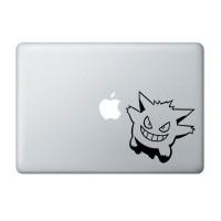 Tokomonster Decal Sticker Pokemon Gengar Macbook Pro and Air