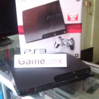 PS3 SLIM New SONY 120 Gb