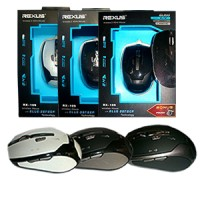 MOUSE GAMING REXUS RX 109 WIRELESS