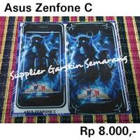 Garskin Asus Zenfone C (COC, Clash Of Clans)