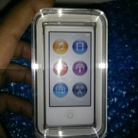 Ipod Nano 8th Generation (Silver White)