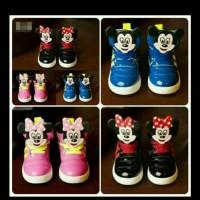 harga Boot Mickey Minnie Shoes Tokopedia.com