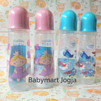cussons bottle 250ml / botol susu bayi / dot bayi bpa free