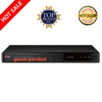 DVD Player - Karaoke USB DVD Player LG DP547 - Hitam - Grs 1 Tahun!