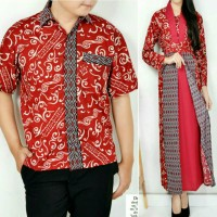 BATIK DRESS COUPLE KIKAN