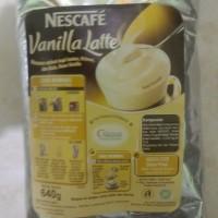 Jual Nescafe Vanilla Latte 640gr Murah Murah