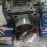 harga Blok Seher Suzuki Satria Fu +piston Kit Orisinil Sgp Tokopedia.com