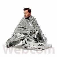 Selimut Camping / Outdoor / Emergency / Space Blanket
