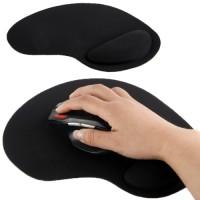 Cloth Gel Wrist Rest Mouse Pad