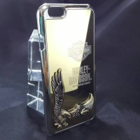 iPhone 5 5G 5S Metal Case Cover Harley GOLD Bumper Hardcase