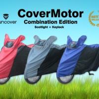 Cover Motor FUNCOVER KOMBINASI Beat, Mio, Vario, SupraX, Jupiter Z, MX