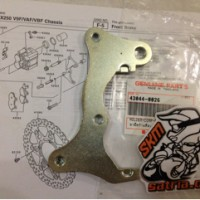 Holder Caliper Comp FR LH 43044-0026