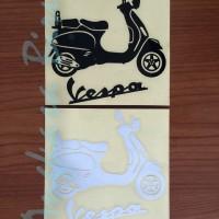 Cutting Sticker - Vespa LXV
