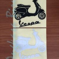 Cutting Sticker - Vespa S