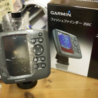 Gps Fishfinder Garmin 350c