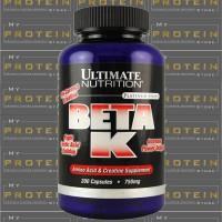 Ultimate Nutrition Beta K 200 caps Beta-K BETAK