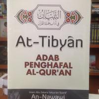 At-tibyan (adab pengahafal AlQuran)