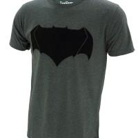 Jual Kaos Baju Superhero TopGear BatmanVSuperman (Batman Logo) Murah