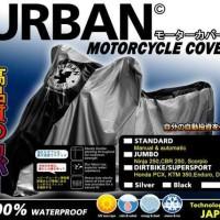 COVER BEBEK MATIC / SELIMUT / PELINDUNG MOTOR URBAN ANTI AIR DAN PANAS