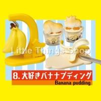 harga Re-ment Ecer Snoopy No 8 Banana Pudding Tokopedia.com