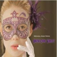 UNGU Dress Code Violet Mediheal Masker Korea (perbuah)