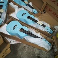 Ukulele Blue Concert samick UN2 BL original