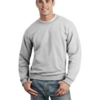 Sweater Basic Polos Oblong Abu Misty Unisex