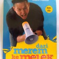 harga Ernest Prakasa : Dari Merem Ke Melek (buku + Dvd) Tokopedia.com