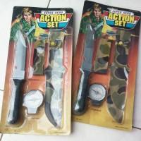 harga Mainan Jadul Pisau Rambo Made in Hongkong Tokopedia.com