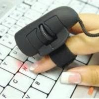 USB Finger Mouse / Mouse Jari- Black (Jual Murah)