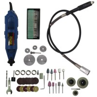 Paket Mini Die Grinder Tuner / Gerinda Bor Mini Multifungsi Set Komplit