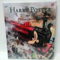 harga Harry Potter dan Batu Bertuah (Illustrated Edition) Tokopedia.com