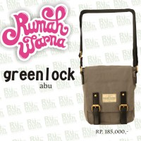harga Green Lock Hand & Sling Bag (Tas Wanita Tangan & Selempang)Rumah Warna Tokopedia.com