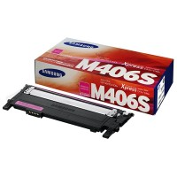 Samsung Toner CLT-M406S Magenta For Printer CLX-3305 SL-C410 SL-C460