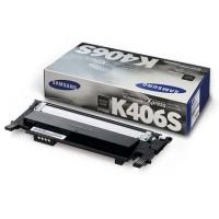 Samsung Toner CLT-K406S Hitam (For SL-C410W, SL-C460FW) ORIGINAL
