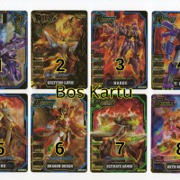 Hero of Robots - Gold Versi 8 (satuan)