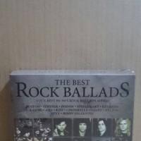 harga Cd Original Various Artists - The Best Rock Ballads Tokopedia.com