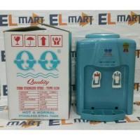QQ dispenser air panas dan normal 1138 blue /dispenser murah