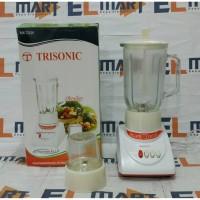 Trisonic blender kaca MX T2GN /blender gelas kaca murah