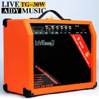 harga Live Music TG-30W Electric Guitar Amplifier 2 Port 30W Tokopedia.com