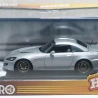 1/43 Ebbro Honda S2000 Mugen Silver