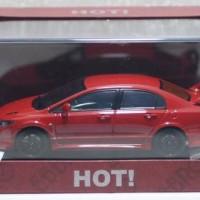 1/43 Ebbro Honda Civic Mugen RR