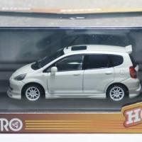 1/43 Ebbro Honda Fit GD3 Mugen Putih